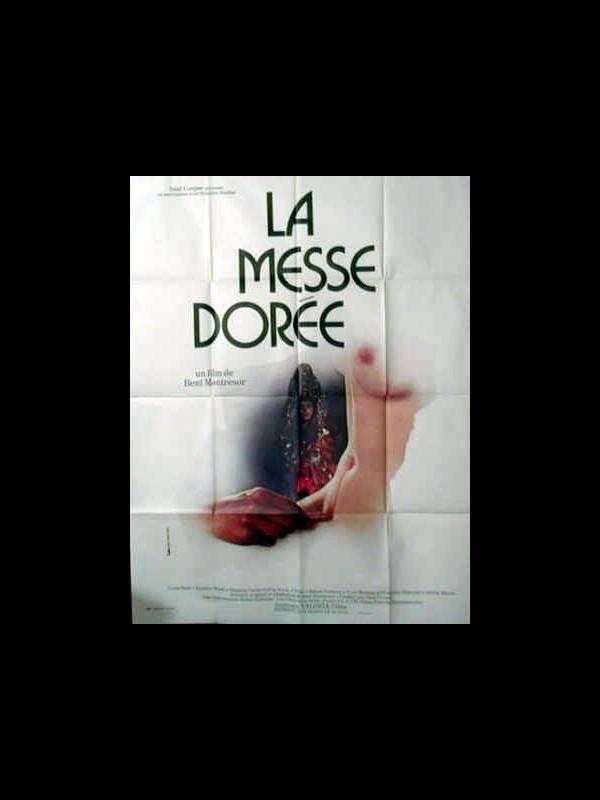 Affiche du film LA MESSE DOREE