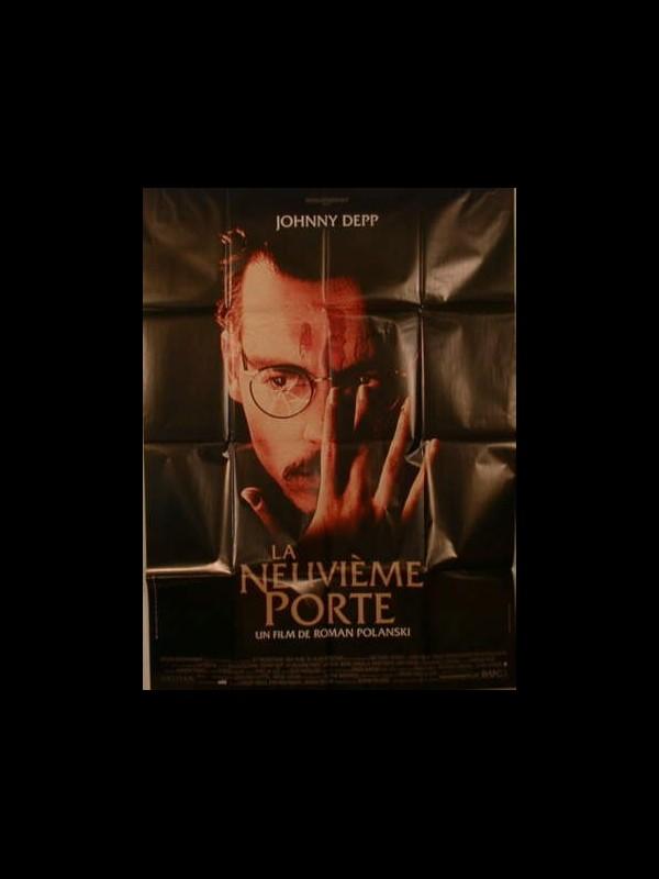 Affiche du film LA NEUVIEME PORTE