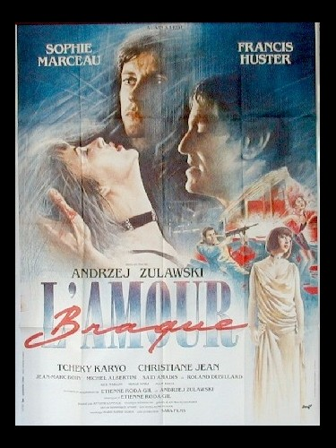 Affiche du film AMOUR BRAQUE (L')