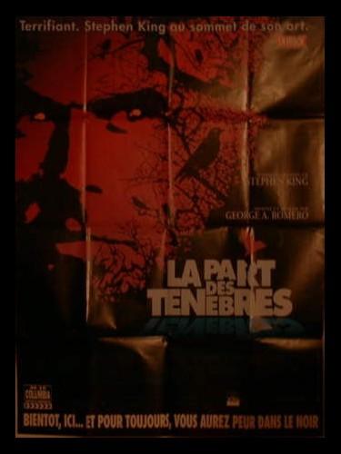 Affiche du film LA PART DES TENEBRES