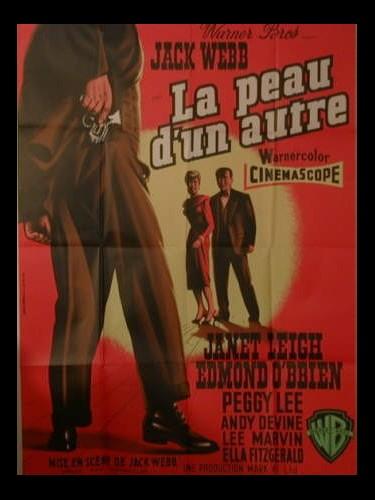 Affiche du film LA PEAU D'UN AUTRE