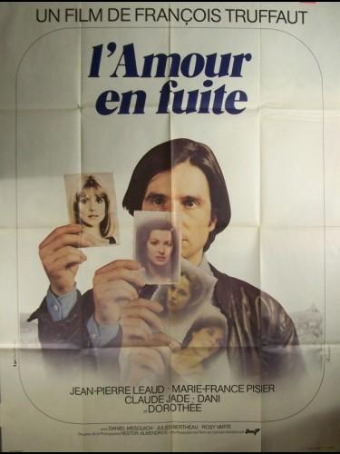 Affiche du film AMOUR EN FUITE (L')