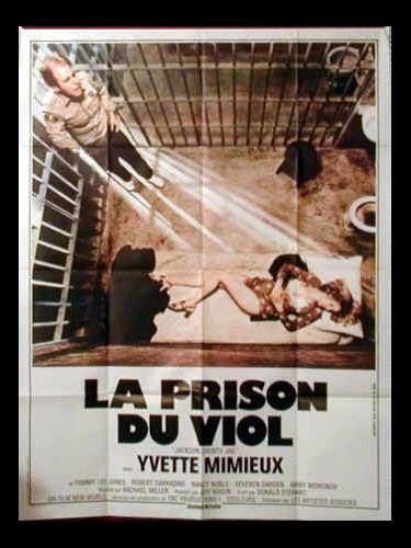 Affiche du film LA PRISON DU VIOL - JACKSON COUNTY JAIL