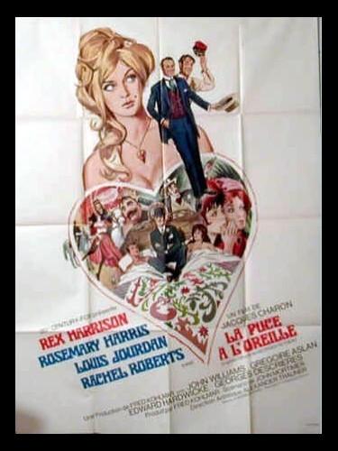 Affiche du film LA PUCE A L'OREILLE