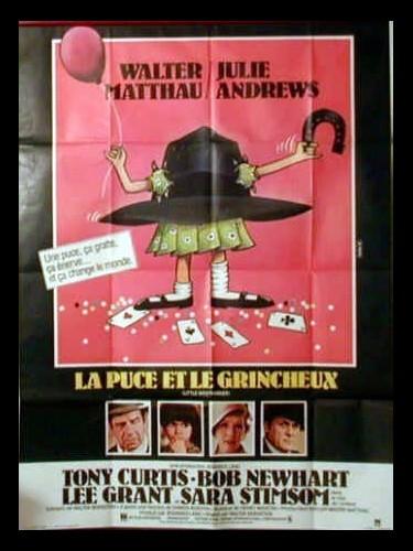 Affiche du film LA PUCE ET LE GRINCHEUX - LITTLE MISS MARKER