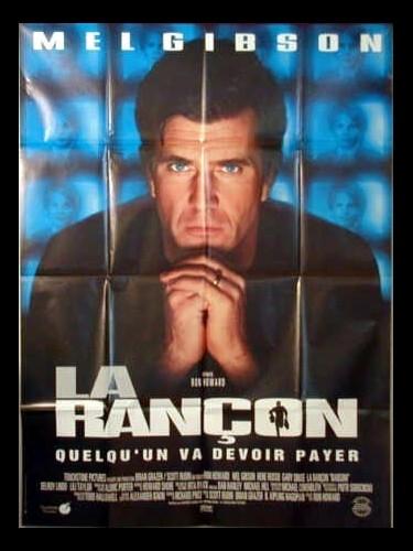 Affiche du film LA RANCON - RANSOM