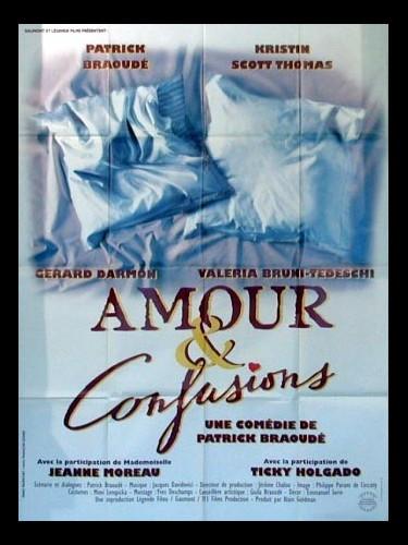 Affiche du film AMOUR ET CONFUSIONS