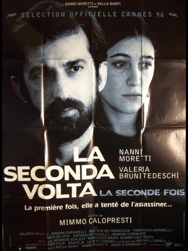Affiche du film LA SECONDA VOLTA