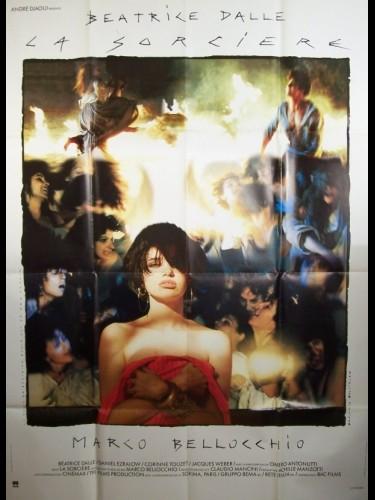Affiche du film LA SORCIERE - LA VISIONE DEL SABBA