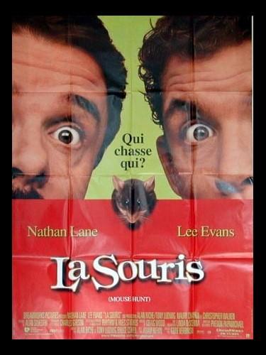 Affiche du film LA SOURIS - MOUSEHUNT
