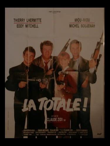 Affiche du film LA TOTALE