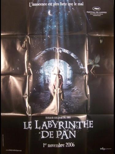 Affiche du film LABYRINTHE DE PAN (LE)