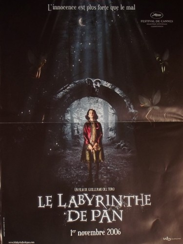 Affiche du film LABYRINTHE DE PAN (LE) - THE LABYRINTH OF THE FAUN