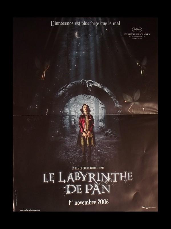 Affiche du film LABYRINTHE DE PAN (LE) - THE LABYRINTH OF THE FAUN