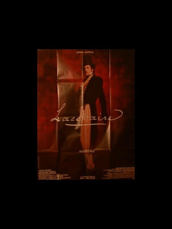 Affiche du film LACENAIRE