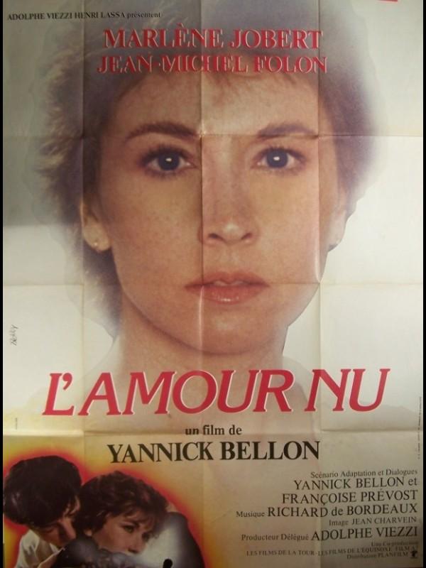 Affiche du film AMOUR NU (L')