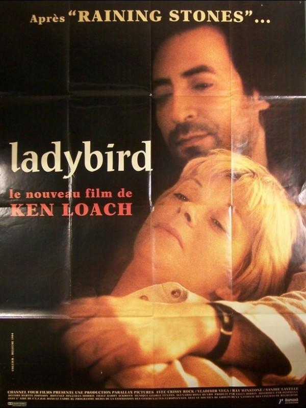 Affiche du film LADY BIRD