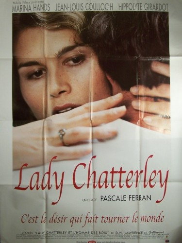 Affiche du film LADY CHATERLEY