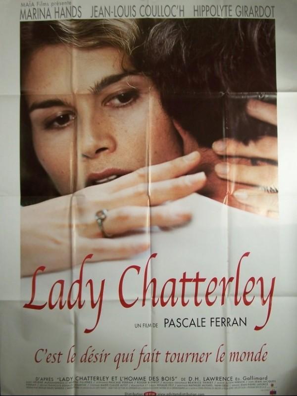 Affiche du film LADY CHATERLEY