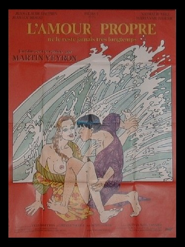 Affiche du film AMOUR PROPRE (L')