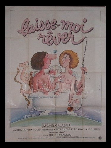 Affiche du film LAISSEZ-MOI REVER