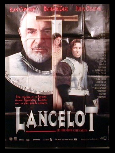Affiche du film LANCELOT - FIRST KNIGHT