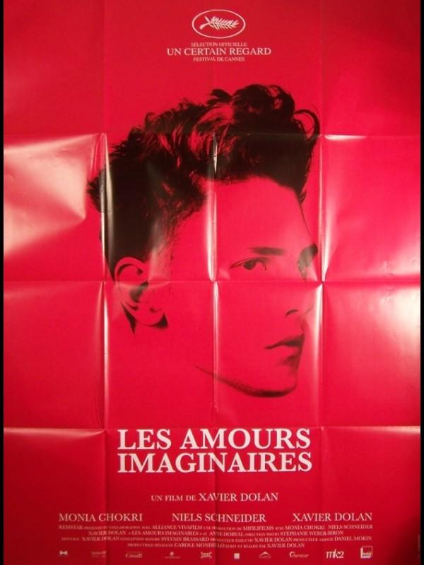 Affiche du film AMOURS IMAGINAIRES (LES)