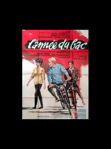 Affiche du film L'ANNEE DU BAC