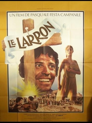 Affiche du film LARRON (LE)