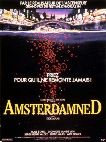 AMSTERDAMNED - AMSTERDAMNED