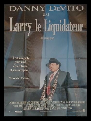 Affiche du film LARRY LE LIQUIDATEUR