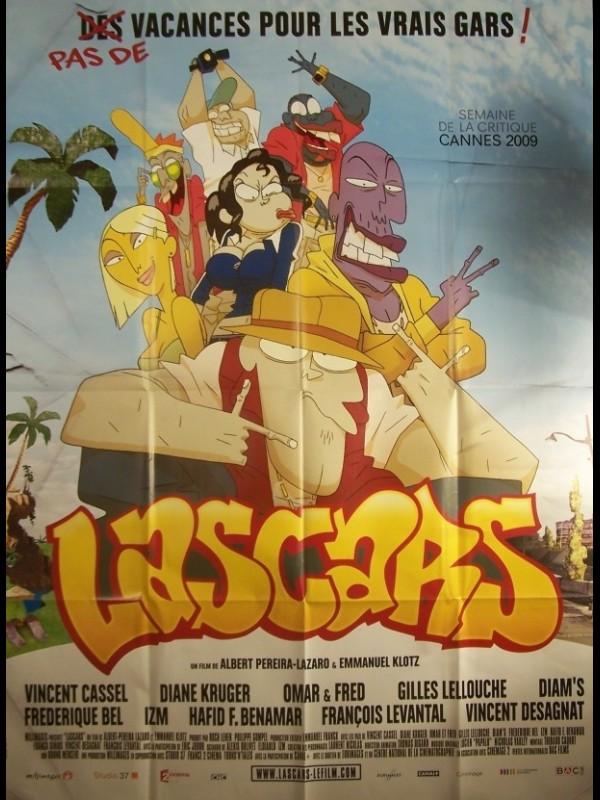 Affiche du film LASCARS