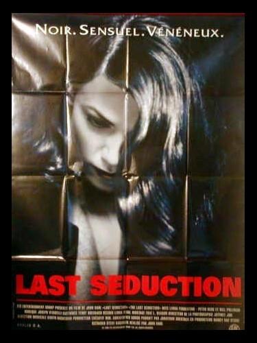 Affiche du film LAST SEDUCTION
