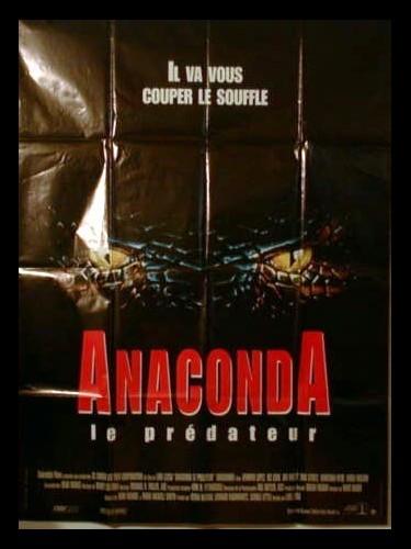 Affiche du film ANACONDA