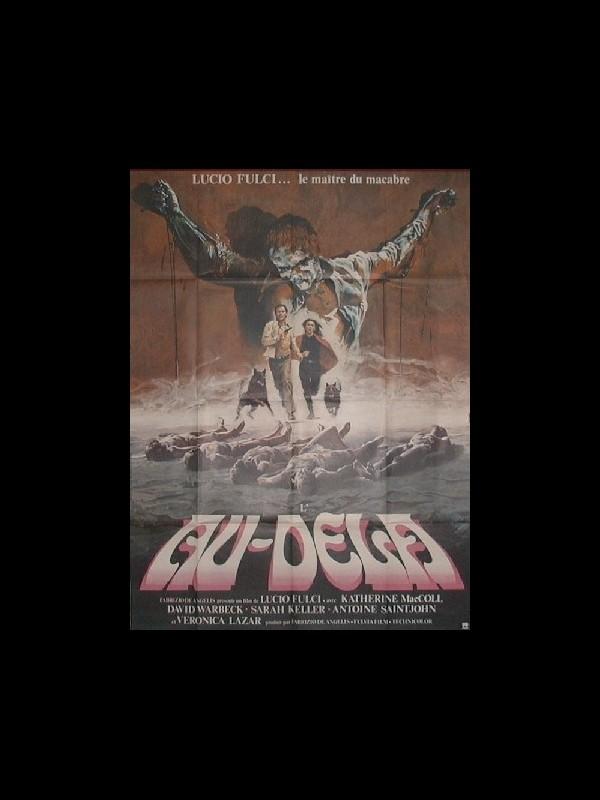 Affiche du film L'AU-DELA - E TU VIVRAI NEL TERRORE! L'ALDILA