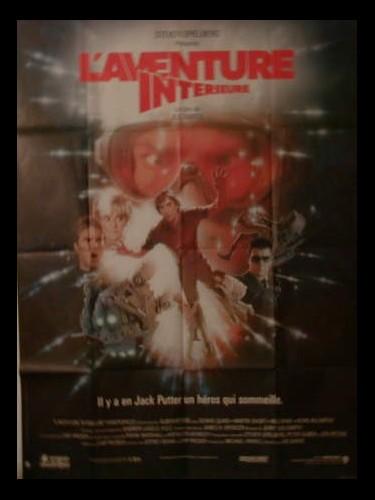 Affiche du film L'AVENTURE INTERIEURE - INNERSPACE