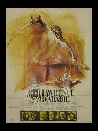 Affiche du film LAWRENCE D'ARABIE