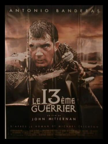 Affiche du film LE 13EME GUERRIER