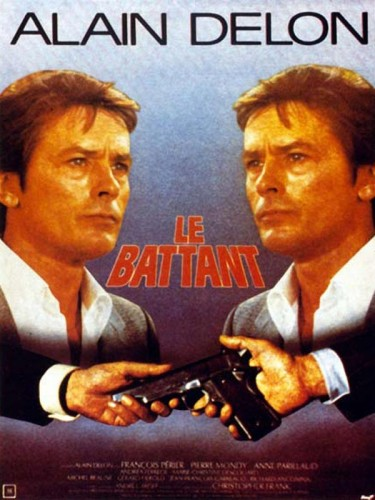 Affiche du film LE BATTANT