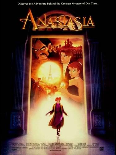 Affiche du film ANASTASIA