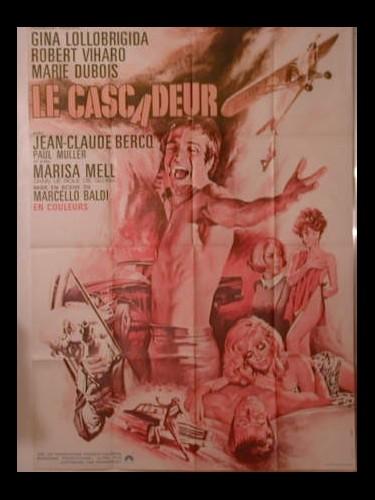 Affiche du film LE CASCADEUR - STUNTMAN