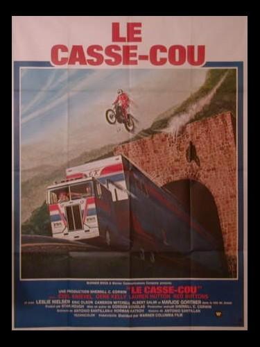Affiche du film LE CASSE COU - VIVA KNIELVEL