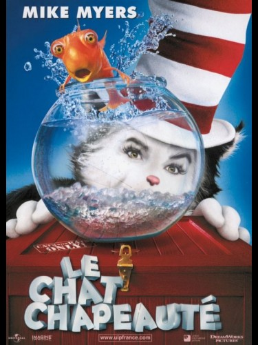 Affiche du film LE CHAT CHAPEAUTE - CAT IN THE HAT (THE)