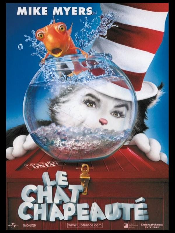 Affiche du film LE CHAT CHAPEAUTE - CAT IN THE HAT (THE)