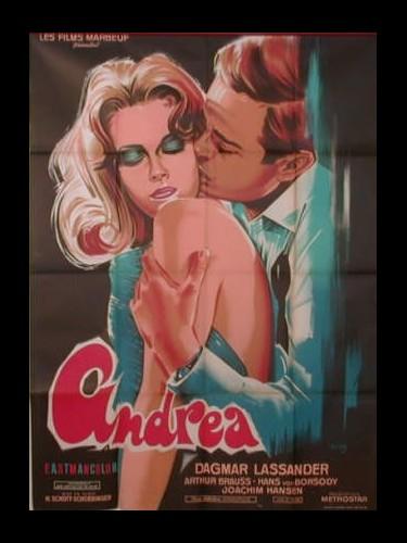 Affiche du film ANDREA