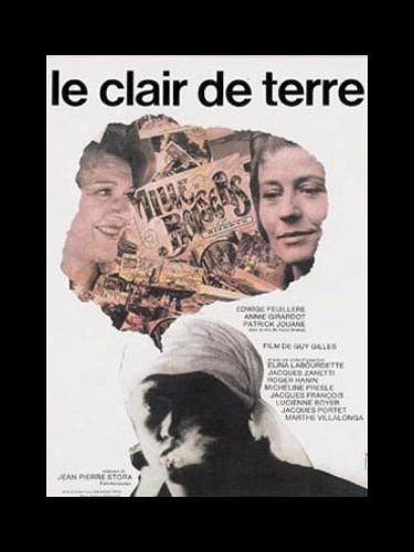 Affiche du film LE CLAIR DE TERRE