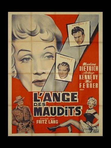 Affiche du film ANGE DES MAUDITS(L')