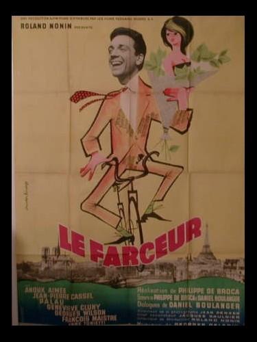 Affiche du film LE FARCEUR