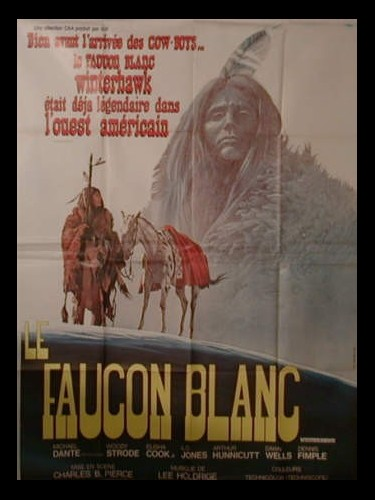 Affiche du film LE FAUCON BLANC