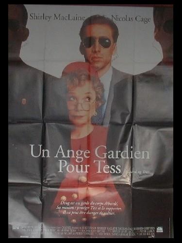 Affiche du film ANGE GARDIEN POUR TESS (UN) - GRARDING TESS